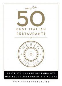 Les 10 meilleurs restaurants italiens de Belgique - De 10 beste Italiaanse restaurants in België
