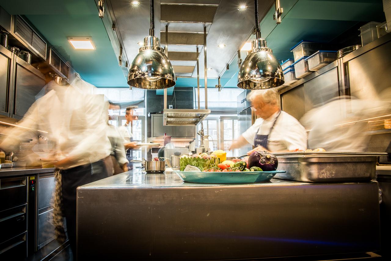 Ristorante Senzanome Giovanni Bruno - gastronomie italienne Place du Petit Sablon 1, 1000 Bruxelles michelin